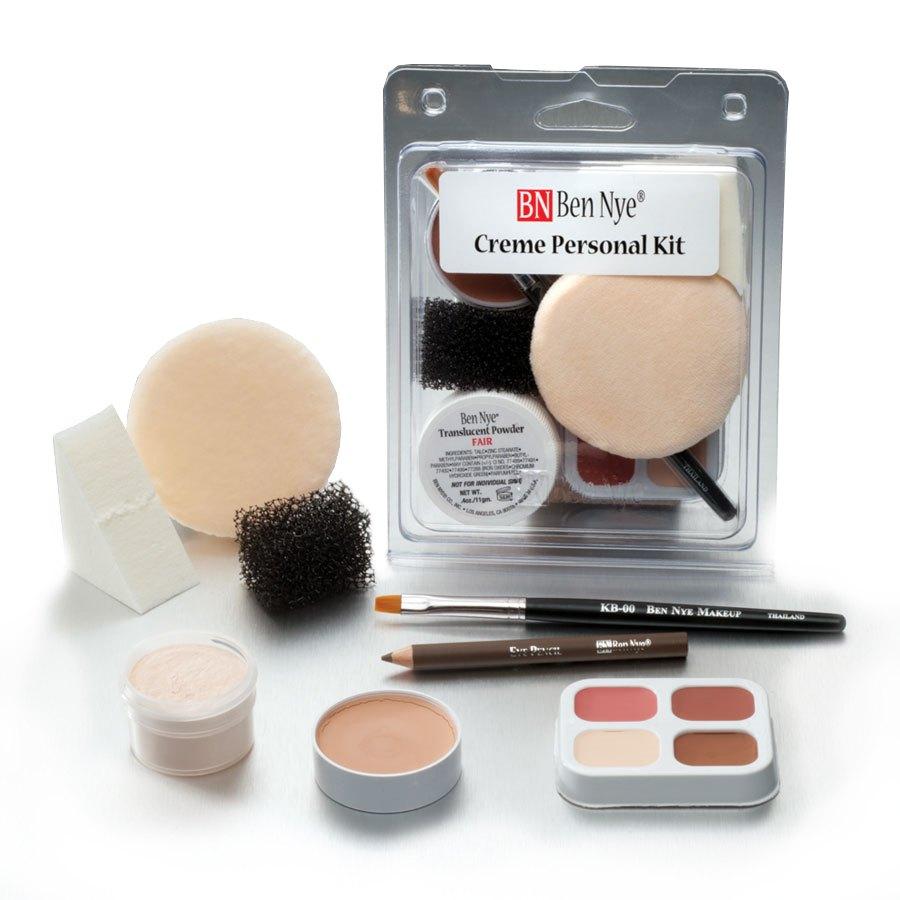 Ben Nye Personal Creme Makeup Kit