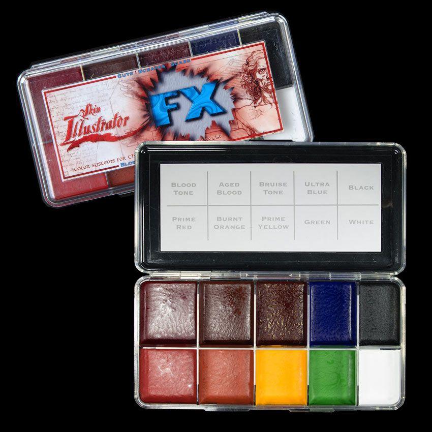Cheap Body Paint Palette