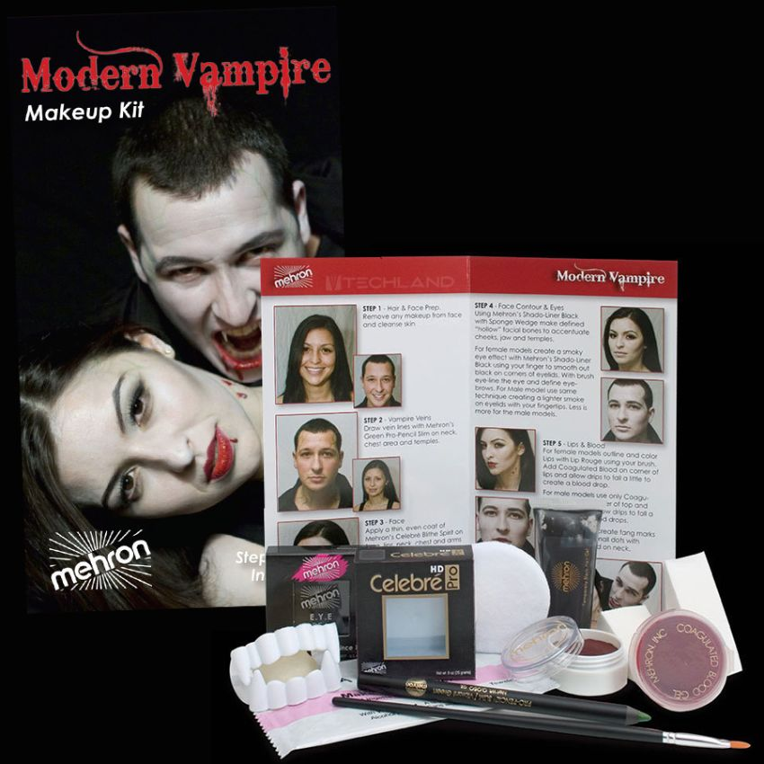 Character Makeup Kit