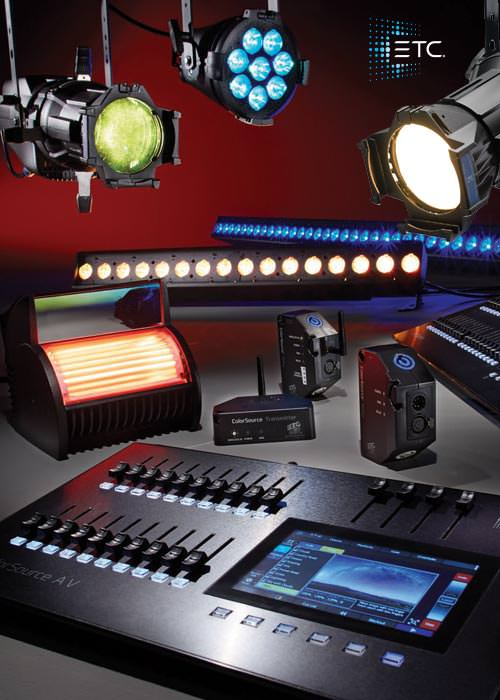 ETC Lighting, Audio, Consoles